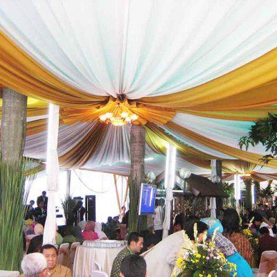 Tenda Pesta Dekorasi